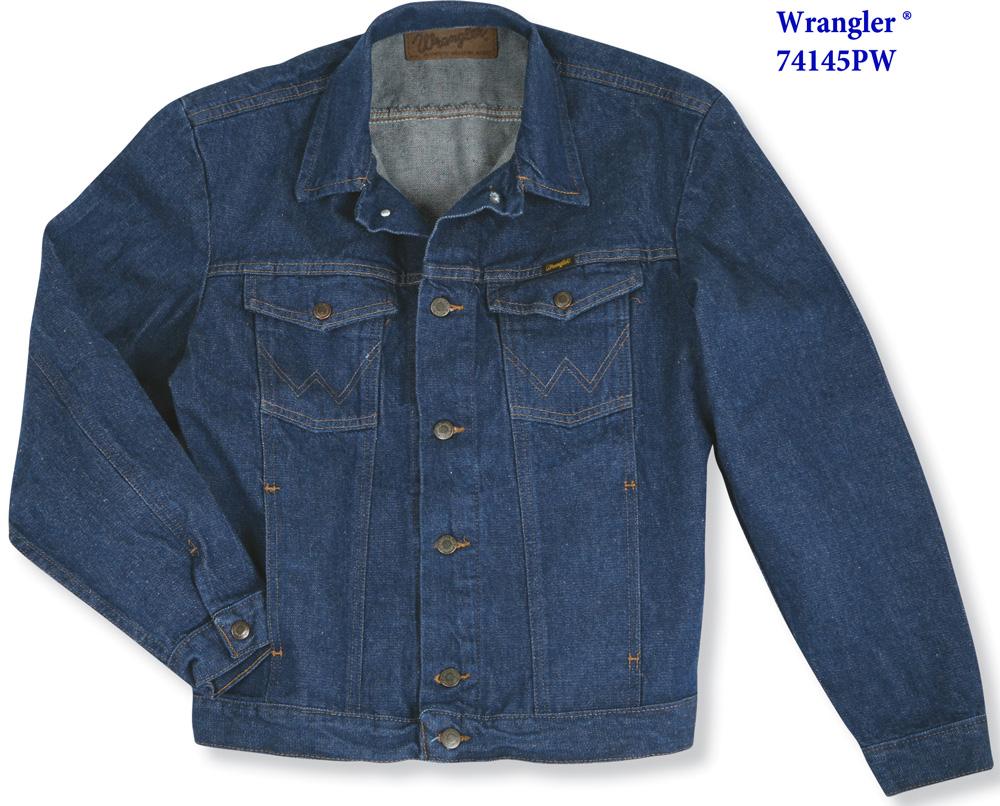Куртки Джинсовые Вранглер Купить